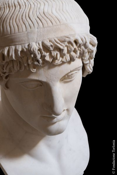So-called Ptolemy, Head of young man, known as <I>Ptolemy</i>